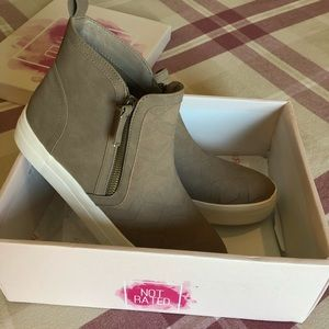 Not Rated Shoes - Brown Ankle booties